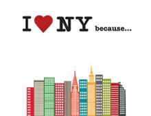 i love NY booklet