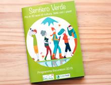 """Sentiero Verde"" booklet"